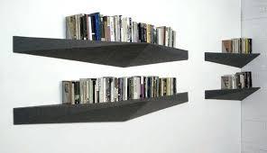 corner floating shelf storage for garage good corner floating shelf wood cool bathroom cabinet unique ideas