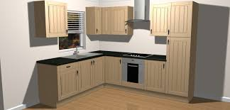 Cabinets Modularkitchen Kitchen New Avondale Ivory Plete Fitted - Fitted kitchens