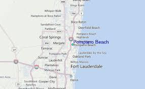 Pompano Beach Tide Station Location Guide