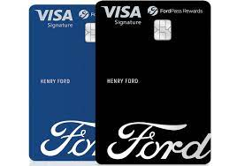 We have a wide range of ford financing products. Ford Launches Credit Card To Boost Customer Loyalty