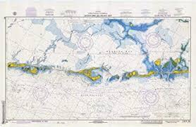 Amazon Com Map Matecumbe To Grassy Key 1971 Nautical