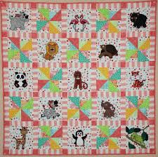 Applique Baby Quilt Kits Uk Baby Quilt Patterns Free Pinterest ... & Applique Baby Quilt Kits Uk Baby Quilt Patterns Free Pinterest Animal  Applique Patterns Baby Quilts Zoo Adamdwight.com