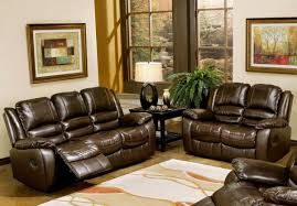 Reclining Living Room Furniture Sets Leather Power Reclining Living Room Sets Best Living Room 2017