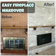 fireplace paint ideas brick fireplace paint colors