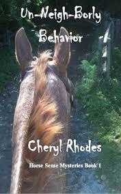 Cheryl Rhodes | If I'm not writing, I'm riding!