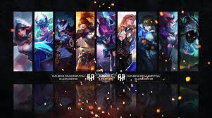 Download Mobile Legends Pc Wallpapers Hd