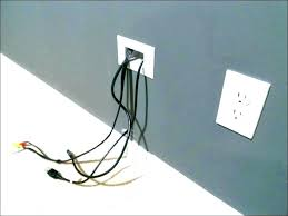 wall hole cover cord cover for wall how to hide electrical cords in living room wall