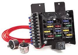 painless wiring 50101 12 circuit compact universal pro street fuse painless wiring kit Painless Wiring #26