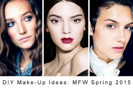diy makeup ideas spring 2016