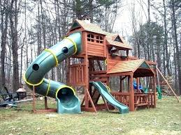 best playground images on backyard plans indoor building outdoor swing set free diy wooden wood of