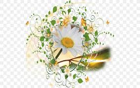 Flower Paper Clips Floral Design Flower Paper Clip Art Png 517x517px Floral