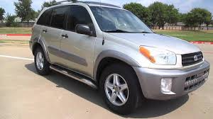 2003 Toyota Rav4 L! Low Miles! 1 Owner! Leather! Immaculate - YouTube