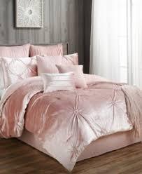 sherrie 10 pc velvet king comforter