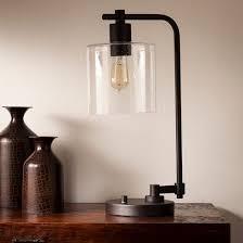 Hudson Industrial Desk Lamp - Threshold