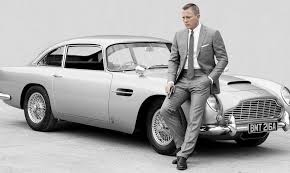 Aston Martin Is Remaking The Classic James Bond Goldfinger Db5