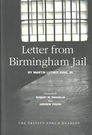 martin luther king jr letter from birmingham jail we share the  martin luther king jr letter from birmingham jail martin luther king jr letter from birmingham jail