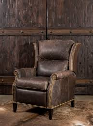 high quality leather recliner western style recliner leather recliners in fort worth