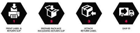 Shipping Return Policy Justfab
