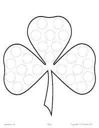 Do A Dot Coloring Pages Marker Coloring Pages Free Dot Marker