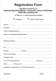 Event Registration Form Template Word Under Fontanacountryinn Com