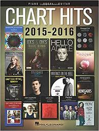 Charts Hits 2016 Amazon Com Chart Hits Of 2015 2016 Chart Hits Of Piano