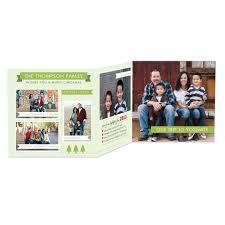 Trifold Timeline Christmas Card Christmas Cards