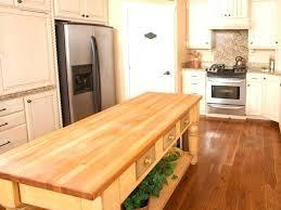 12 ft butcher block countertop home interior figurines value inside ideas 9