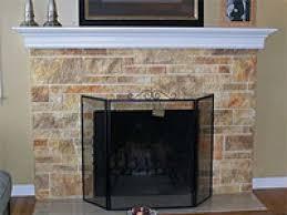 Brick Fireplace Mantel White Fireplace Mantel Shelf Pearl Mantels 618 Crestwood Mdf