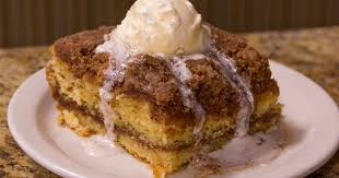 These 25 homemade coffee cake recipes are tasty and easy to make. Carolyn S Famous Homemade Coffee Cake Breakfast Menu Carolyn S Cafe Restaurant In Redlands Ca