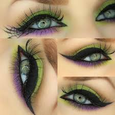 witch eye makeup photo 1