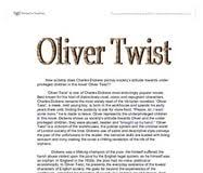oliver twist character analysis essay compare and contrast essay oliver twist character analysis essay