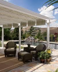 retractable canvas patio covers