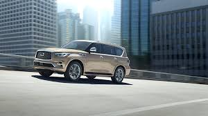 luxury full size suv 2018 infiniti qx80 a distinctive powerful full size suv to travel