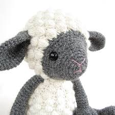 Amigurumi Crochet Patterns Amazing Cuddly Sheep Amigurumi Pattern Amigurumipatternsnet