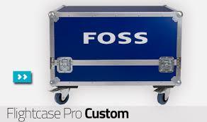 Custom Cases Production Flightcases International A S