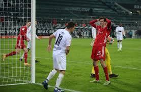 Borussia verein für leibesübungen 1900 e.v. Bayern Munich Defeat Like The One In Gladbach Was Around The Corner