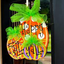 classroom door decorations for fall. Fall Wreath Door Hanger Pumpkin Home Classroom Decorations For