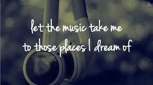 Music Dreams Quotes Best of 24 Best Music Fills My Soul Images On Pinterest La La La Lyrics
