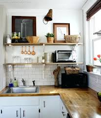 small kitchen shelves kitchen remodel before and after small kitchen wall shelf unit