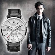<b>Мужские часы Roamer</b> Superior — блог AllTime.ru