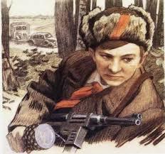 Дети герои Великой Отечественной войны 2 апреля 1944 года был опубликован указ Президиума Верховного Совета СССР о присвоении пионеру партизану Лене Голикову звания Героя Советского Союза