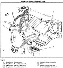 chevy aveo headlight wiring diagram discover your chevrolet body control module location