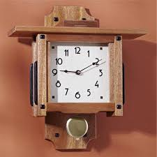 greene greene pendulum wall clock