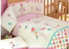 bird bedding sets baby first pillow and duvet pink cotton embroidery bird flowers baby bedding set