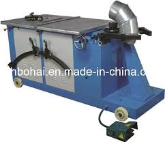 China <b>Factory Direct Sale</b> Pipe Elbow Making Machine for HVAC ...