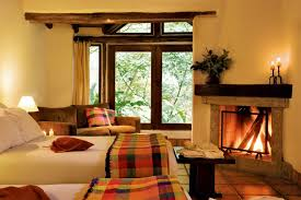 hotels with a fireplace in room. the junior suite at inkaterra machu picchu pueblo hotel. hotels with a fireplace in room