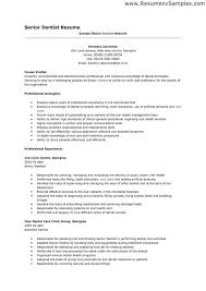 Sample Dental Resume Cover Letter Dental Hygiene Cover Letter