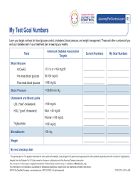 My Borgess Health Chart 26 Printable A1c To Mgdl Conversion Chart Forms And