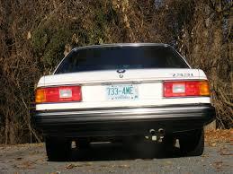 All BMW Models 1983 bmw 733i : Rare Manual 1983 BMW 733i For Sale | German Cars For Sale Blog