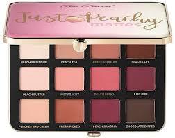 <b>Too Faced Just</b> Peachy Mattes Eye Shadow Palette: Amazon.ca ...